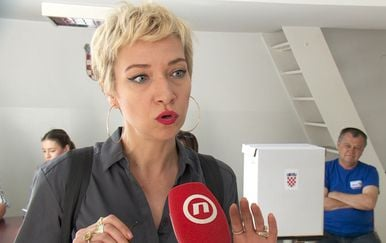 Mirela Priselac Remi (Foto: Dnevnik.hr)
