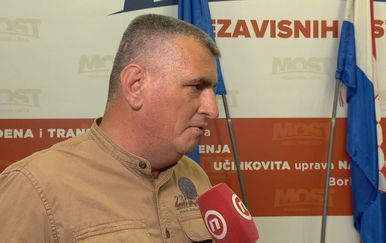 Zastupnik Mosta Miro Bulj (Foto: Dnevnik.hr)