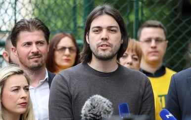 Ivan Vilibor Sinčić (Foto: Jurica Galoic/PIXSELL)