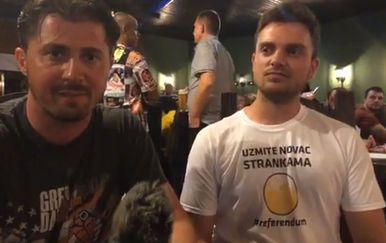 Tihomir Lukanić i Denis Martinić (Foto: Dnevnik.hr)
