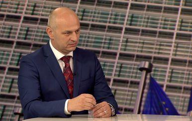 Mislav Bago razgovara sa Mislavom Kolakušićem u Dnevnuiku Nove TV (Foto: Dnevnik.hr) - 2