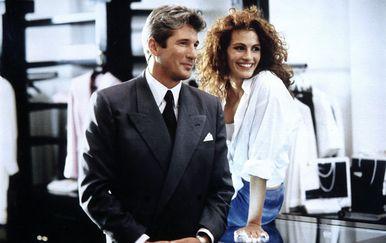 Julia Roberts i Richard Gere u filmu \'Zgodna žena\'