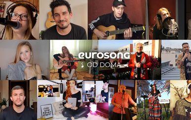 Eurosong od doma