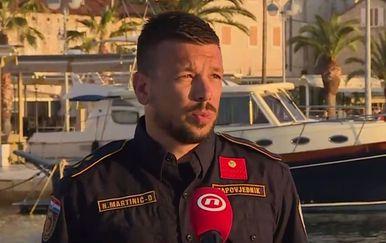 Nikola Martinić Dragan, načelnik Stožera civilne zaštite otoka Brača dao ostavku