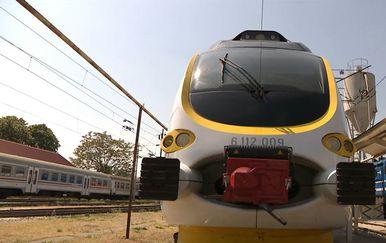 Vlakovi, ilustracija - 2
