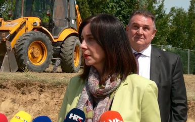 Radimir Čačić i Blaženka Divjak