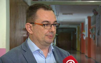 Krešimir Supanc, ravnatelj OŠ Jure Kaštelan