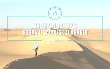 Goran u Saudijskoj Arabiji