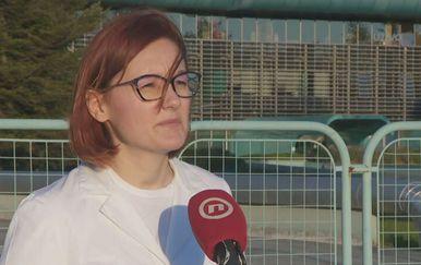 Nevenka Piskač-Živković, voditeljica respiracijskog centra KB Dubrava
