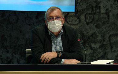 Ravnatelj HZJZ-a Krunoslav Capak