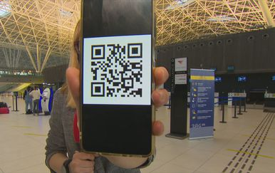 QR kod za digitalnu zelenu potvrdu - 2