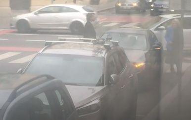 Vesna Škare Ožbolt uhvaćena u prometnom prekršaju