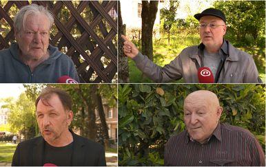 Ibrica Jusić, Siniša Vuco, Marko Torjanac, i Drago Diklić