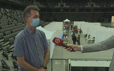 Marko Rađa, ravnatelj Doma zdravlja Splitsko-dalmatinske županije
