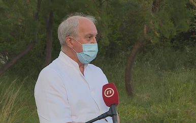 Ivo Ivić, predstojnik Klinike za infektologiju KBC-a Split