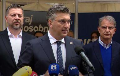 Andrej Plenković u Rijeci
