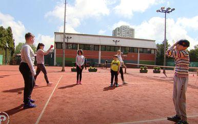 Uključivi teniski kamp koji ruši sve granice - 5