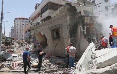 Stanje u Pojasu Gaze - 2