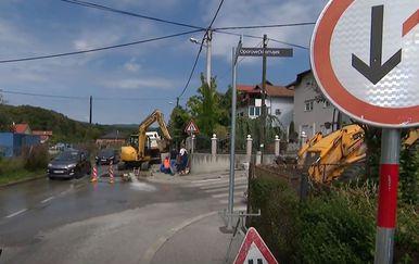 Saniranje ceste