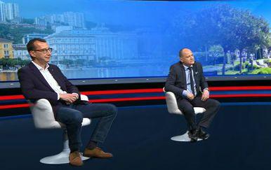 Sučeljavanje kandidata za gradonačelnika Rijeka