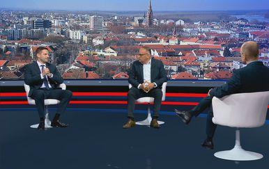 Sučeljavanje Ivana Radića (HDZ) i Berislava Mlinarevića (DP) - 2