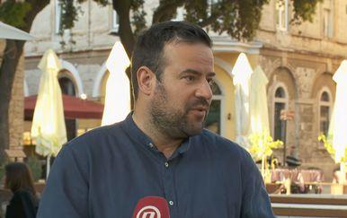 Filip Zoričić, izbrani gradonačelnik Pule