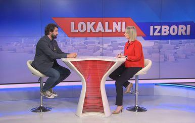 Boris Jokić i Sabina Tandara Knezović