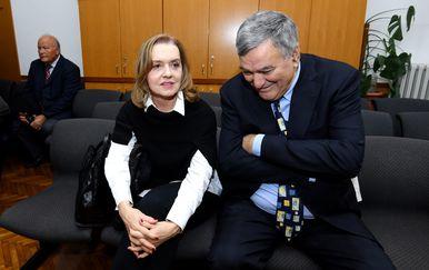 Linić svjedočio na suđenju Nadi Čavlović Smiljanec (Foto: Marko Lukunic/PIXSELL)