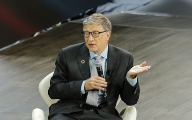 Bill Gates (Foto: AFP)