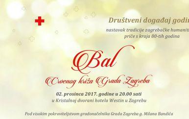 Bal Crvenog križa grada Zagreba