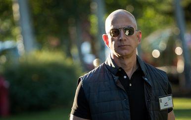 Jeff Bezos (Foto: AFP)