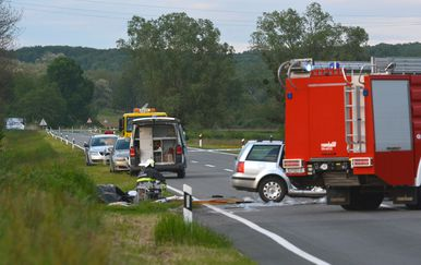 Prometna nesreća (Arhiva: Damir Spehar/PIXSELL )