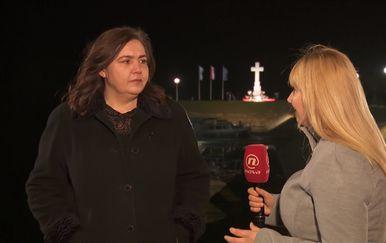 Ljiljana Alvir gošća Dnevnika Nove TV (Foto: Dnevnik.hr) - 2