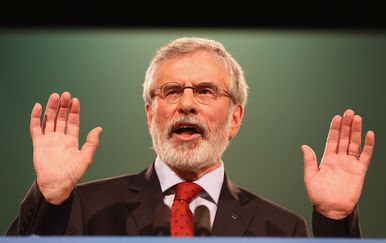 Gerry Adams (Foto: AFP)