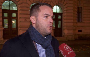 Fran Olujić gost Dnevnika Nove TV (Foto: Dnevnik.hr) - 2