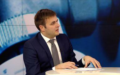 Tomislav Ćorić gost Dnevnika Nove TV (Foto: Dnevnik.hr) - 2
