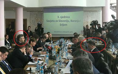 Premijer Plenković i župan Tomašević (Foto: Vlada, Twitter)