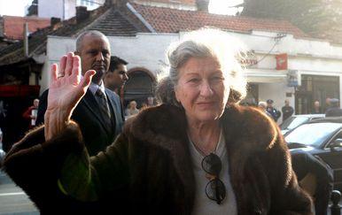 Biljana Plavšić (Foto: AFP)