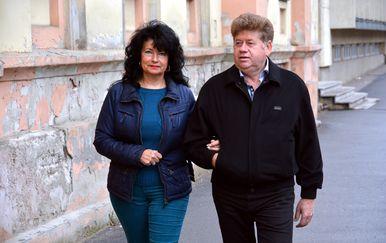 Višnja i Zdravko Pevec (Foto: Damir Spehar/PIXSELL)