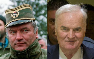 Ratko Mladić (Foto: AFP)