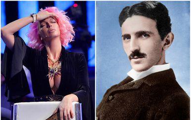 Jelena Karleuša, Nikola Tesla (FOTO: Instagram, Profimedia)