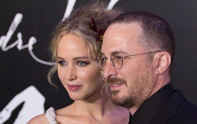 Jennifer Lawrence i Darren Aronofsky (FOTO: Profimedia)