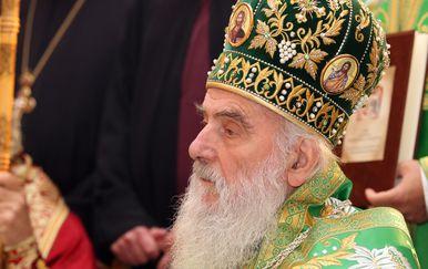 Patrijarh Srpske pravoslavne crkve Irinej (Foto: Pixsell)