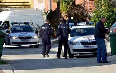 Policija na intervenciji, ilustracija (Foto: Dino Stanin/PIXSELL)
