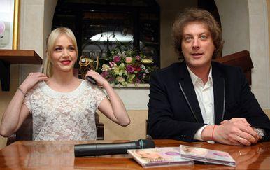 Jelena Rozga i Tonči Huljić (Foto: Pixsell)