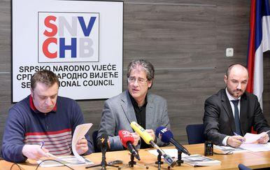 Srpsko narodno vijeće (Foto: Patrik Macek/PIXSELL)