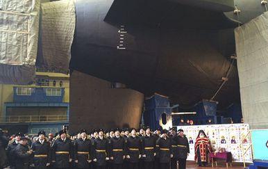 Puštanje u pogon podmornice Knyaz Vladimir (Foto: Rusko ministarstvo obrane) - 1