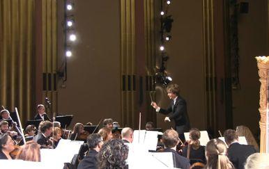 Vrisak je nasmijao sve u koncertnoj dvorani (FOTO: YouTube/Screenshot)