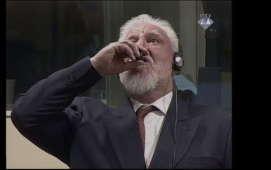Praljak popio otrov? (Foto: Dnevnik.hr) - 1