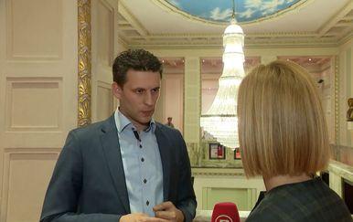 Ivana Brkić Tomljenović i Božo Petrov (Foto: Dnevnik.hr)